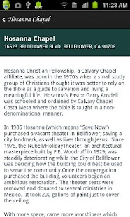 Hosanna Christian Fellowship- screenshot thumbnail