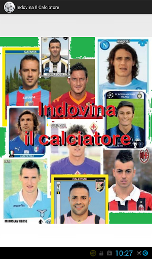 Indovina il calciatore-Donate