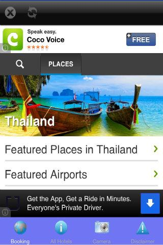 Hotel Thailand Booking