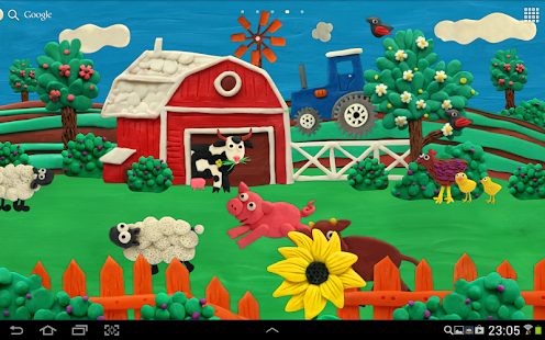 KM Farm Live wallpaper- screenshot thumbnail