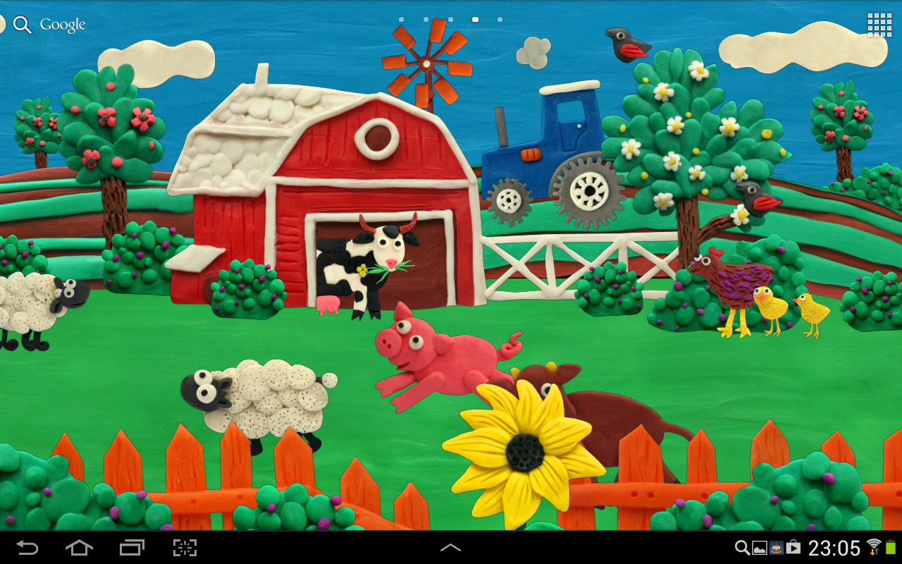 KM Farm Live wallpaper- screenshot
