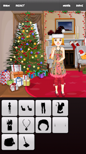Christmas Holiday Week Dressup - screenshot thumbnail