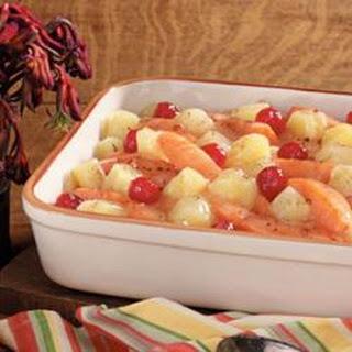 Pineapple Sweet Potato Bake