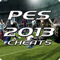 PES 2013 Cheats icon