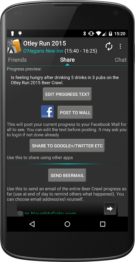 Beer Crawler- screenshot
