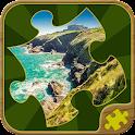 Landscape Puzzles icon