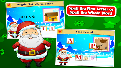 玩教育App|Santa Fun Kindergarten Games免費|APP試玩