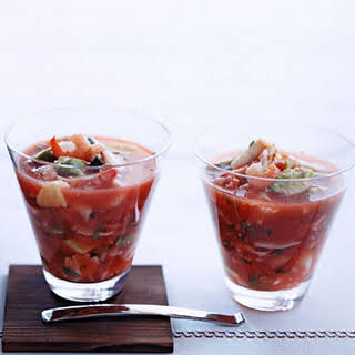 Mexican Seafood Cocktail.