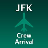 JFK Crew Arrival UA