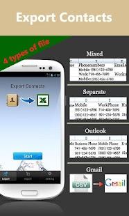 SA Contacts Lite- screenshot thumbnail
