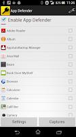 Screenshot of App Defender (App Lock)