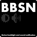 Backlight & Sound Notification icon