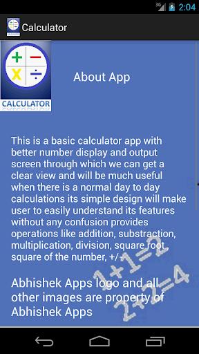 玩工具App Calculator免費 APP試玩