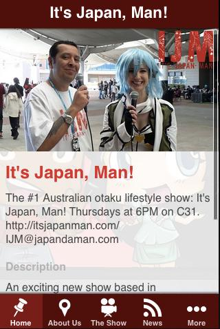 It's Japan Man