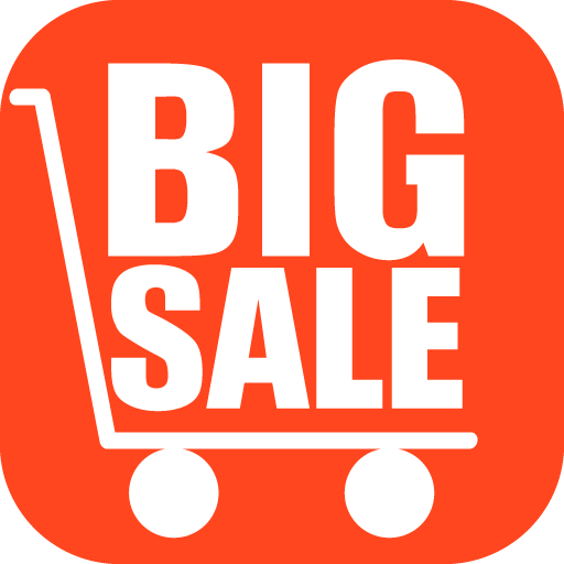 Big Sale LOGO-APP點子