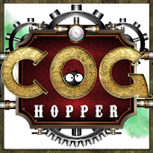 Steampunk Cog Hopper