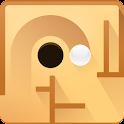 Ball & Maze Puzzle icon