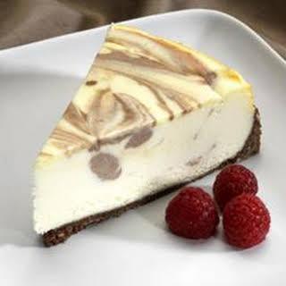Amaretto Mousse Cheesecake.