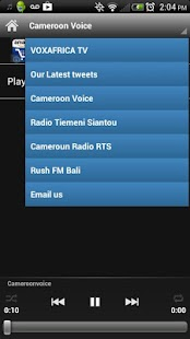 Cameroon Radio FREE - screenshot thumbnail