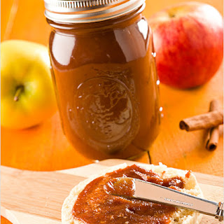 Homemade Slow-Cooker Apple Butter