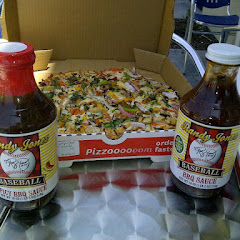 www.randyjonesbbq.com and Naked Pizza! Such a great combo!!