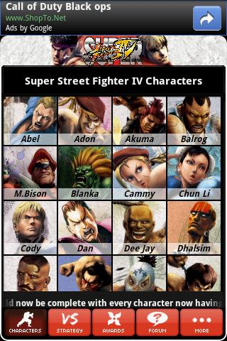 street fighter 4 xperia play apk
