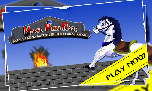 Horse Hero Race Billy Racing +