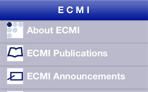 ECMI- screenshot thumbnail