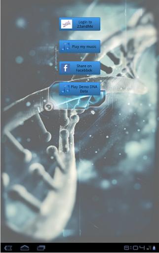 玩音樂App 23andme Music免費 APP試玩