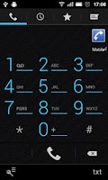 Screenshot of VoIP/SIP Dialer