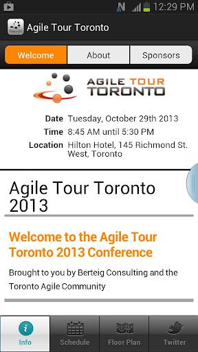 Agile Tour Toronto