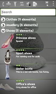 Personal Closet- screenshot thumbnail