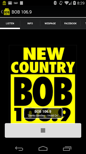 BOB 106.9