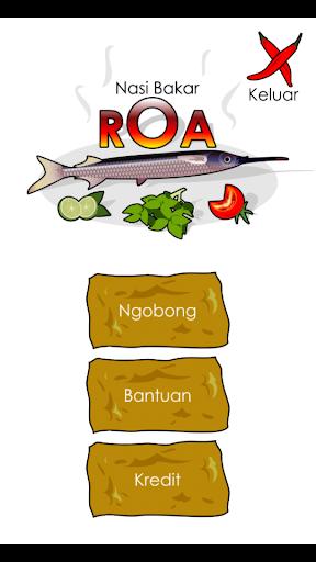 Nasi Bakar ROA