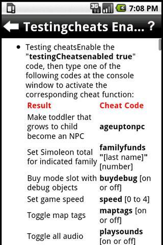 Секрет: Чит-коды к The Sims 3 (PC) - секреты, коды, читы и