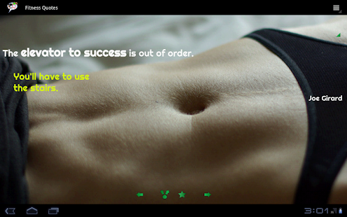 Fitness Quotes- screenshot thumbnail