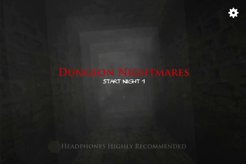 Dungeon Nightmares- screenshot