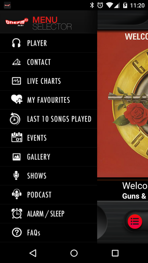 ONE FM 913 - screenshot