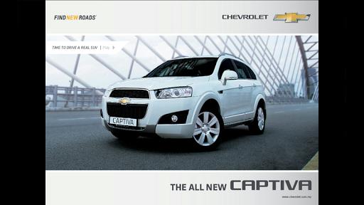 Chevrolet Malaysia