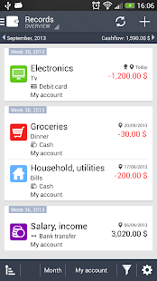 Wallet - screenshot thumbnail