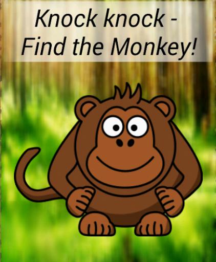 Cute Monkey - Hide Seek