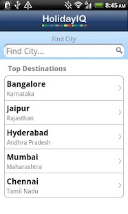 HolidayIQ India - screenshot thumbnail