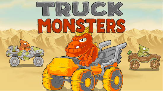 Truck Monsters- screenshot thumbnail