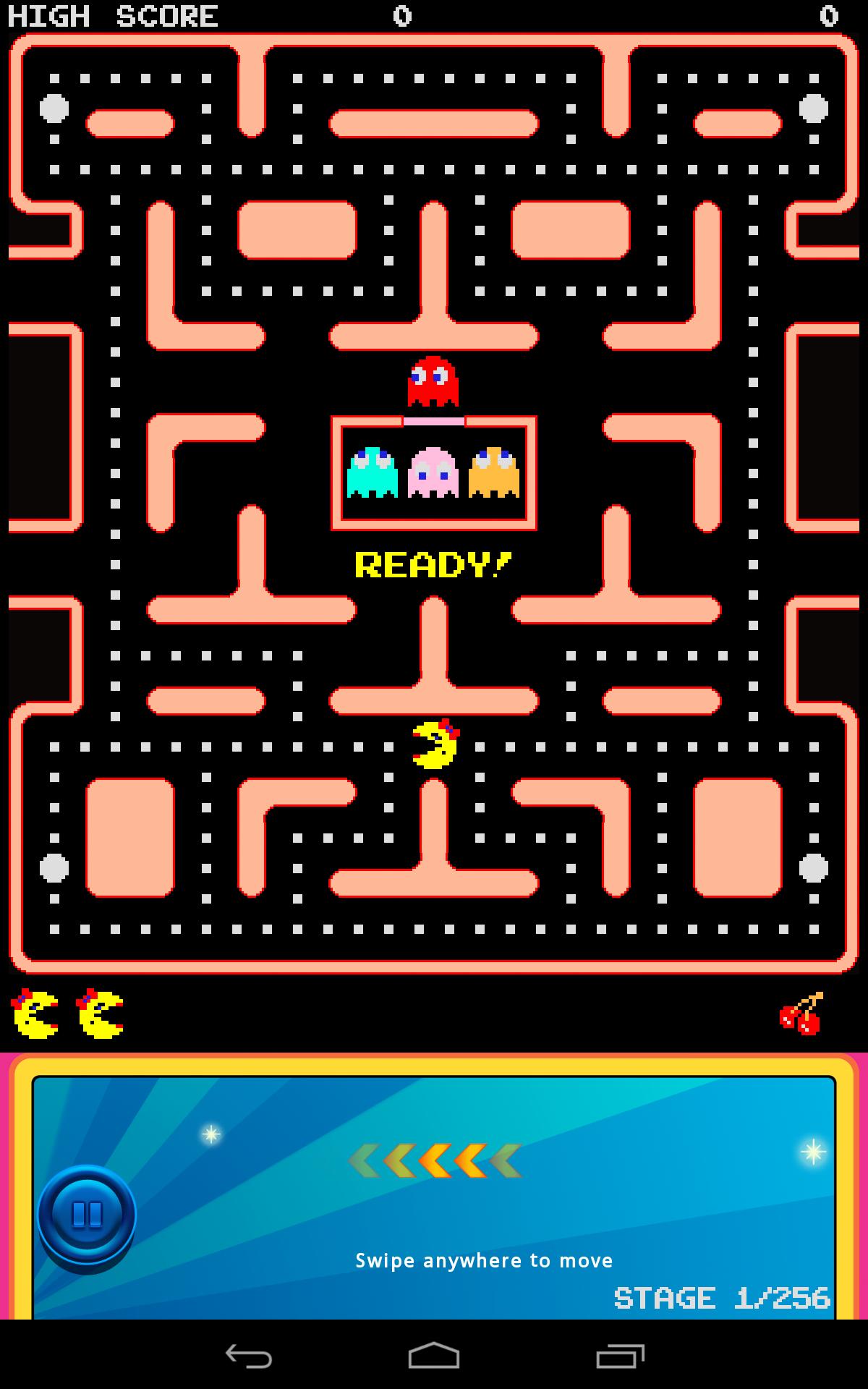 Ms. PAC-MAN by Namco screenshot #3