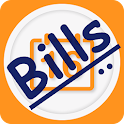 Bills Reminder * icon