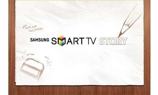 SAMSUNG SMART TV STORY APP