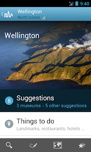 New Zealand Travel Guide - screenshot thumbnail