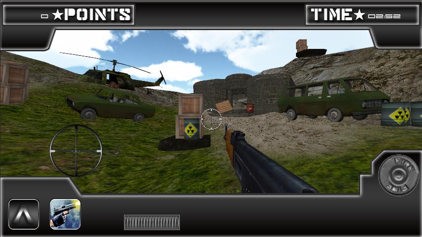 Guns - screenshot