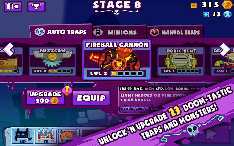 Castle Doombad - screenshot