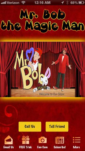 Mr Bob's Magic